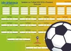 Fussball Wm Spielplan Zum Ausdrucken Einfach Erklart