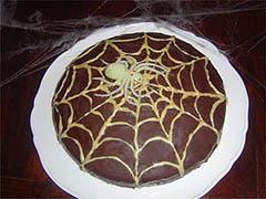 Halloween Rezept Halloween Torte