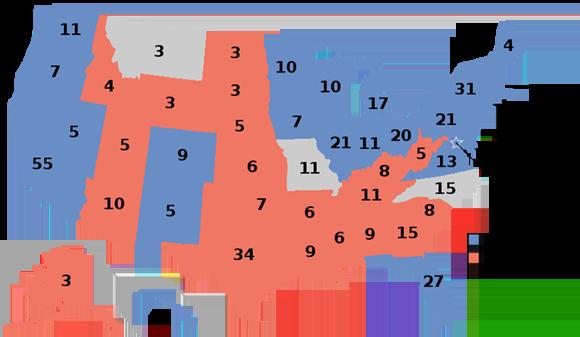Wahlen.Usa