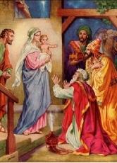 Jungfrau Geburt von Jesus Christus