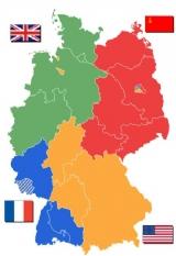Kalter Krieg Karte.Die Teilung Deutschlands Und Der Kalte Krieg