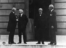 Deutschland Nach Dem Ersten Weltkrieg Versailler Vertrag Weimarer