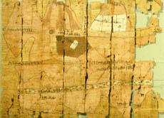 Vom Papyrus zum Papier