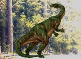 Die Ersten Dinosaurier